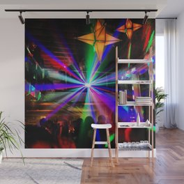 The Light Show Wall Mural