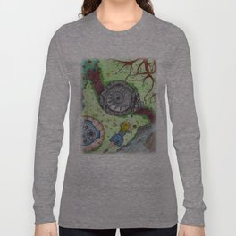 Alice Out of Wonderland Long Sleeve T-shirt