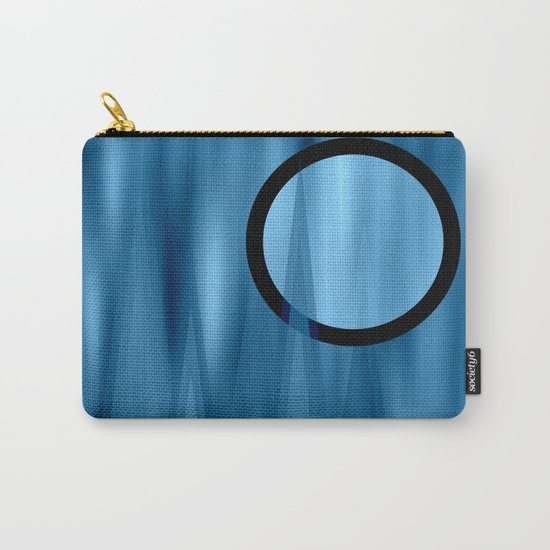 Blue Moonlight Carry-All Pouch