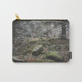 Winter stones Carry-All Pouch