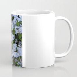 Forget Me Nots Coffee Mug