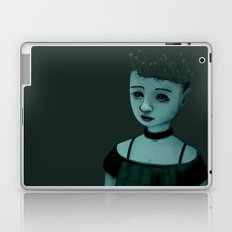 Night Girl II Laptop & iPad Skin