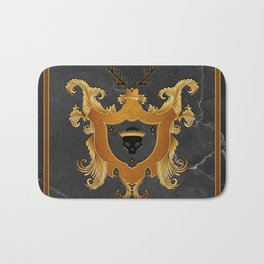 House of Gold and Marble Bath Mat