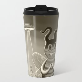 bee movie noir Travel Mug