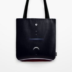2001: A Space Odyssey Tote Bag