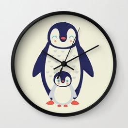 Proud Mama Wall Clock