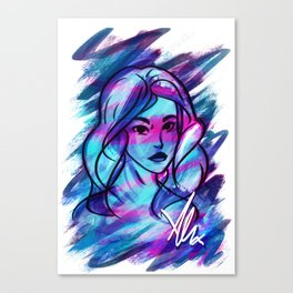 Find Your True Colors Canvas Print