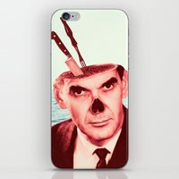butcher billy iPhone & iPod Skins featuring Butcher by Dorian Danielsen