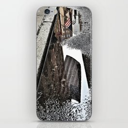 Patriotic New Yorker iPhone Skin