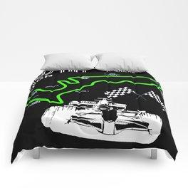 Austin F1 Comforters