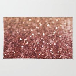 Cafe Au Lait Glitter #1 #shiny #decor #art #society6 Rug