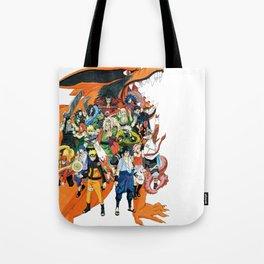 Naruto shippuden Tote Bag