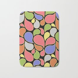RAIN OF COLORS Bath Mat