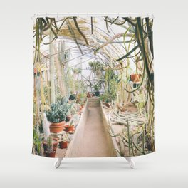 PLANT LOVER Shower Curtain