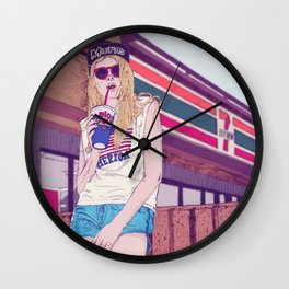 Mallrats Wall Clock