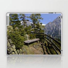 Aellfluh Grindelwald Switzerland Laptop & iPad Skin