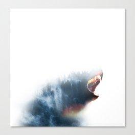 The Wild Beast Canvas Print