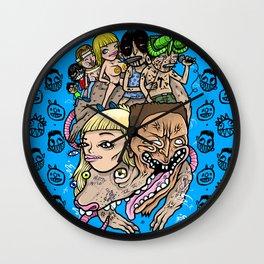 MANGWORRD X DIECHI Wall Clock