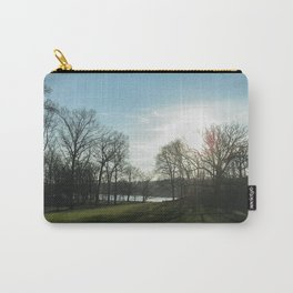 Severance Green ala Big Fish, Wellesley College Carry-All Pouch
