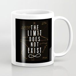 The Limit Does Not Exist Coffee Mug