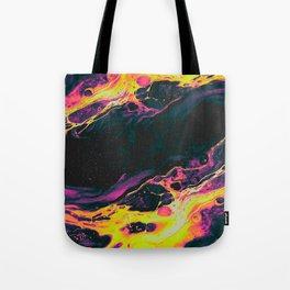THE SPACE (BETWEEN US) Tote Bag