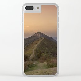 Malvern Hills Clear iPhone Case