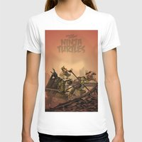 ninja turtles T-shirts featuring Teenage Mutant Ninja Turtles by s2lart