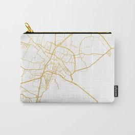 VENICE ITALY CITY STREET MAP ART Carry-All Pouch