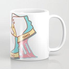Sneakers Chewing Gum Coffee Mug