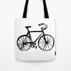I Like Riding My Bicycle Tote Bag