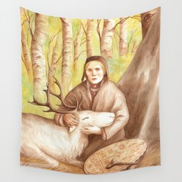 Rana ~ A Compendium Of Witches Wall Tapestry