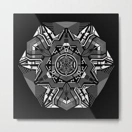 Ancestral Gate 2015  Metal Print