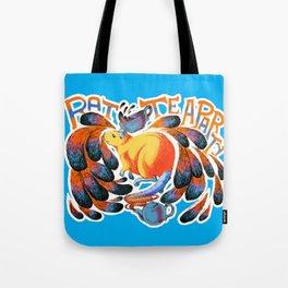 Rat Tea Party! Tote Bag