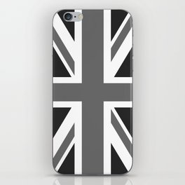 Union Jack Authentic scale 3:5 Version  (High Quality) iPhone Skin