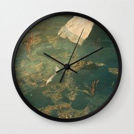 Day 0684 /// Fishy fish fishfish Wall Clock