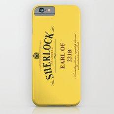 Earl of 221B Slim Case iPhone 6s