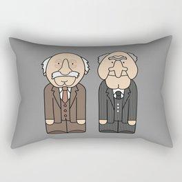 Statler & Waldorf – The Muppets Rectangular Pillow