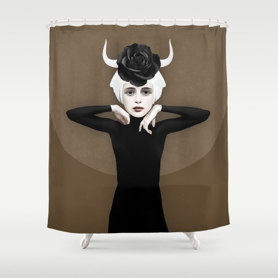 Sever Shower Curtain