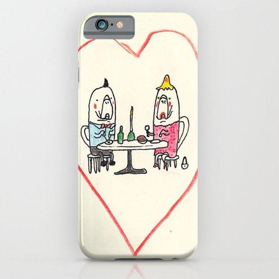 Manatee Date iPhone & iPod Case