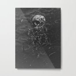 Tribute Halloween Metal Print