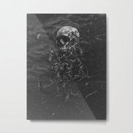 Tribute Halloween Metal Print
