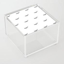 WHALES Acrylic Box