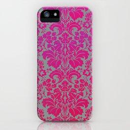 DUE NIGHT iPhone Case
