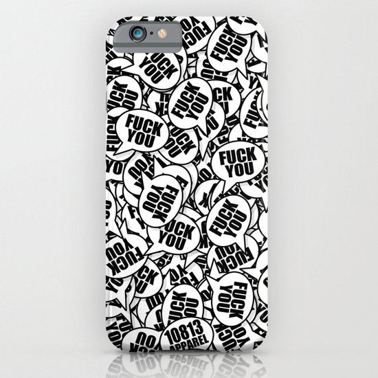 Fuck You iPhone & iPod Case