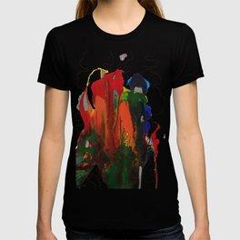 Abstract by Azam Sadeghi T-shirt
