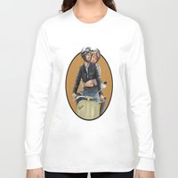 vespa Long Sleeve T-shirts featuring Vespa by _JECR_