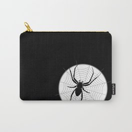 Captured in th Web Carry-All Pouch