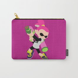 Inkling Boy (Pink) - Splatoon Carry-All Pouch