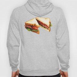 Sandwich Pattern BLT Hoody