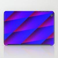 darren criss iPad Cases featuring Criss Cross by Christy Leigh